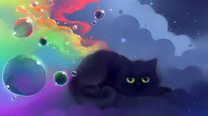 Kawaii Cat Wallpapers - Top Free Kawaii ...