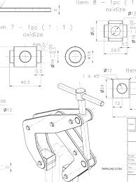 Mechanical Clamp Design Pin On Clamp Design 3d Cad Design With 2d Dwg Drawings