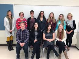 lincoln way students participate in voice of democracy essay  there were 13 students chosen to move on to the next round including three students