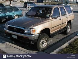 90 95 Toyota 4Runner Stock Photo, Royalty Free Image: 78206426 - Alamy