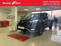 Купить Хонда ЦР-В 2020 года в Новосибирске, Официальный ...