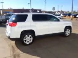 gmc 2015 terrain white. Beautiful White 4206 2015 White GMC Terrain SLE 1 FWD L4 2 4l At Bennett Buick Salina  KS  YouTube For Gmc T