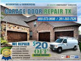 garage door repair fort worth tx