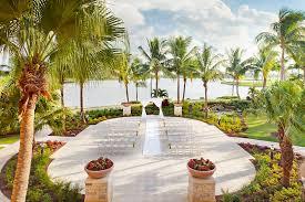 florida wedding venues lakeside lawn wedding venues in florida