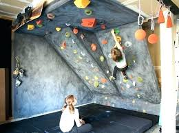 kids climbing wall rock home childrens diy in bedroom indoor w kids climbing wall