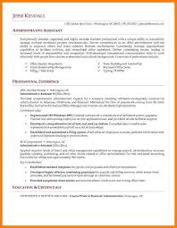 Objective Of Administrative Assistant Zaxatk Interesting Objective Resume Administrative Assistant