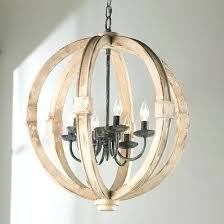 metal and wood orb chandelier rustic wooden wrought iron chandeliers shades of light throughout orb chandelier