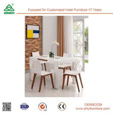 excellent performance wooden dianing room chair parts environmental table dining room furniture sets on