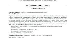Human Resource Recruiters Resume Chic Sample Resume Human Resources