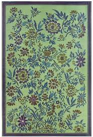 mad mats recycled plastic rug 6 x 9 assorted colors