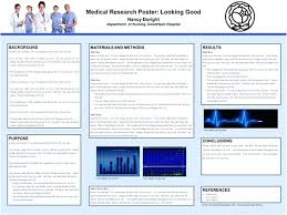 A0 Size Poster Template A0 Scientific Poster Template Academic Free Research