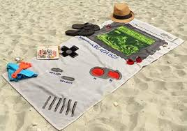 cool beach towels. Gameboy Beach Towel Cool Towels G