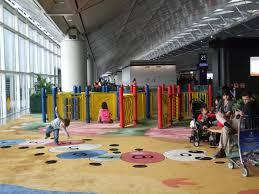 Baby Play Area Baby Child Facilities At Hong Kong Airport Jetlag And Mayhem