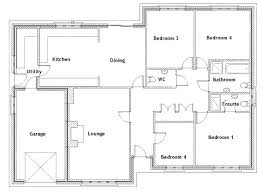 simple house plans 4 bedrooms bedroom ranch best of floor 1 in pdf simple house plans 4 bedrooms bedroom ranch best of floor 1 in pdf