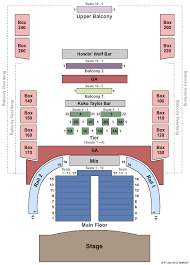 house of blues floor plan chicago plans