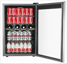 used glass door refrigerator view larger black glass door
