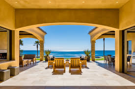 ... Spanish Style, Fully Furnished, Single Story Masterpiece Elevated On A  102 Ft Blufftop With 130 Ft Of Oceanfront Over One Of The Best Surf Beaches  In ...