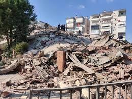 Magnitude 6.6 earthquake jolts Turkey's ...