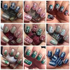 Christmas Nail Art Designs And Trends In Winter Season 2016 ...