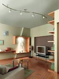 beautiful types of light fixtures in wonderful family room interior design with pendant track lighting fixtures