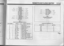 1991 ford taurus lx system wiring diagram for keyless entry 1991 need remote keyless system wiring diagram 93 on 1991 ford taurus lx system wiring diagram for