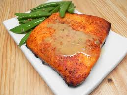 Salmon with Maple Soy Marinade Recipe ...