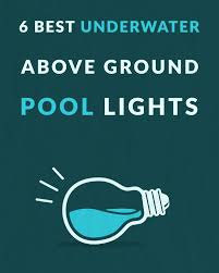 Best 25 ground pool lights ideas on Pinterest
