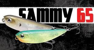 Lucky Craft Fresh Water Lure Item List Sammy 65