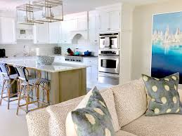 Dwelling And Design Kitchen Family Room Interior Design By Fiona Newell Weeks