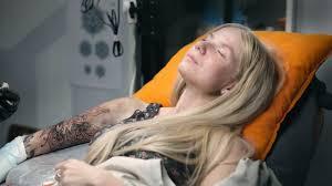 тату для девушек как делается татуировка рукав орнаменты видео с сеанса