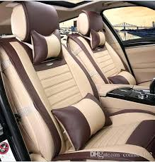 leather cover seats see larger image honda accord leather seat covers india