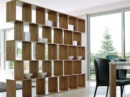 contemporary bookcases room divider ideas — contemporary