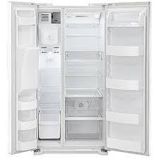 kenmore refrigerator side by side. kenmore 51812 21.9 cu. ft. side-by-side refrigerator w/ side by
