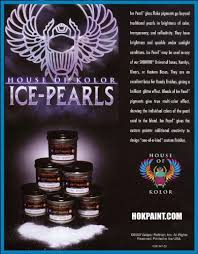 Amazon Com House Of Kolor 4 Oz Ice Pearl White Ip02 Sg100