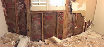 Condo Bathroom Remodel Cool How To Fix A Leaky Underinsulated Exterior Wall