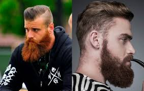 Mens Hairstyles Beards Trends 2017 Hairstyles Haircuts And