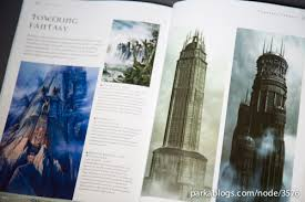 drawing and painting fantasy landscapes and cityscapes 10