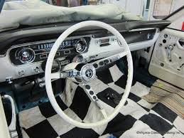 virginia classic mustang blog just the details 1965 mustang the dash in the mustang looks great virginiaclassicmustang com