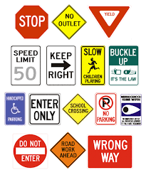 american traffic signs and meanings. Interesting American DOT Traffic Signs With American And Meanings C