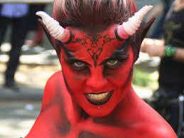 she devil makeup photo 3