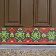 front door kick plateKick Plate for Your Front Door Decorative Designer Plates  Deck