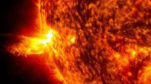 September 2 there is a solar storm level G2