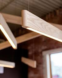 line lights in white ash repost matthew mccormick design light images with fascinating reclaimed wood beam