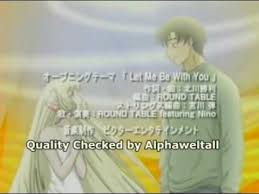 chobits intro english sub japanese caption let me be with you by round table featuring nino