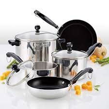 10 Best Stainless Steel Cookware Reviews 2019 Buyers Guide