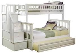bedroom white bed set kids loft beds bunk beds for girls with storage white bunk
