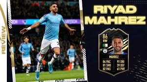 FIFA 21 Riyad Mahrez Review