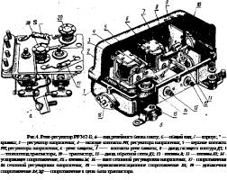 Реферат Электрооборудование трактора МТЗ  Когда в процессе работы дизеля напряжение генератора увеличится и достигнет верхнего заданного предела появляется необходимость в регулировании
