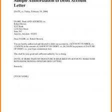 Format Authorization Letter Process Documents New Format