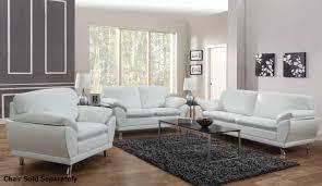 White Leather Living Room White Leather Sofa Set Hotornotlive